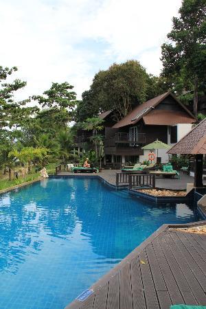 Holiday Inn Resort Phi Phi Island : piscine
