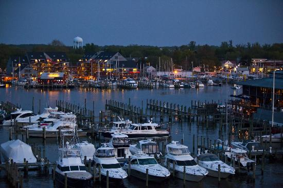 Annapolis Waterfront Hotel, Autograph Collection: View from Room