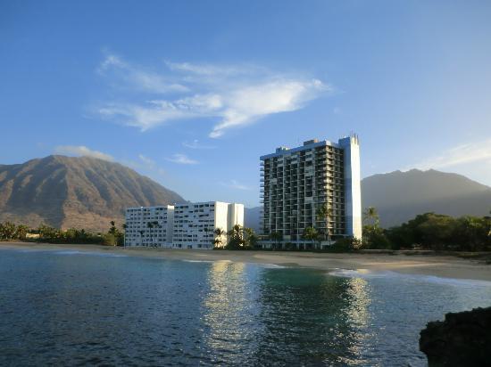 Makaha Beach Cabanas Condo