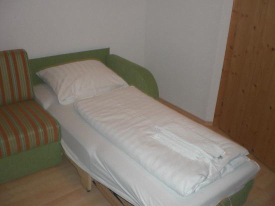Hotel Kammerhof: terzo letto in camera separate