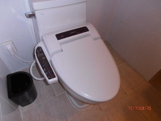 Hotel Venue G: wc tecnologico