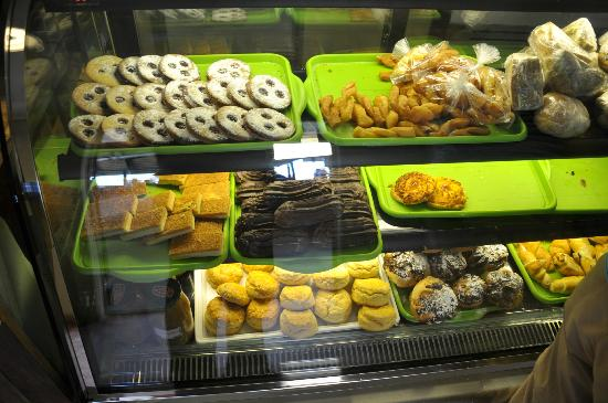 Solitaire bakery: Die Auswahl