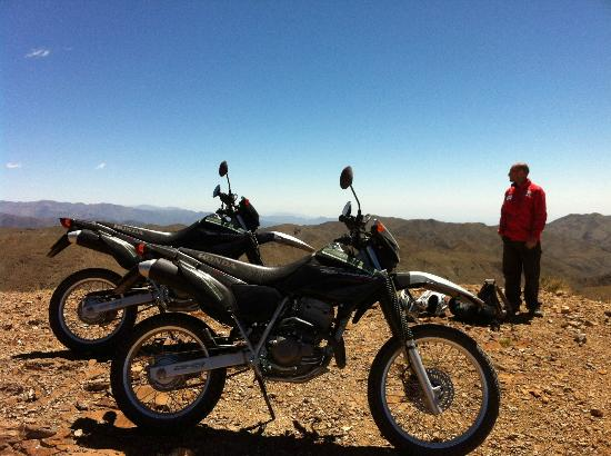 Mendoza Moto Aventura Day Tours: The roof of the world