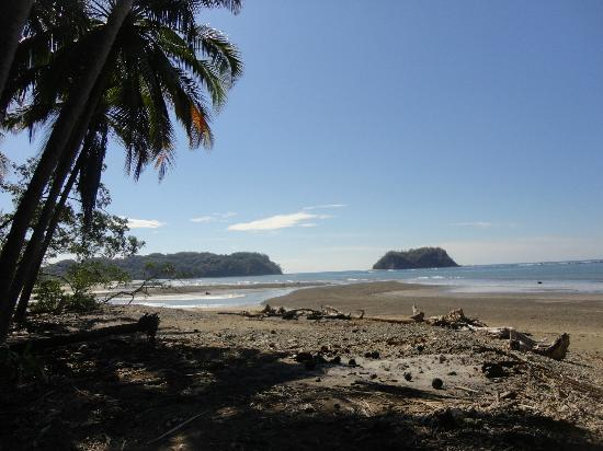 The Hideaway Hotel Playa Samara: beach