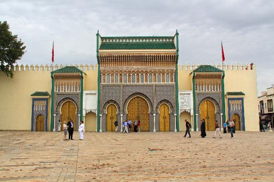 Journey Beyond Travel - Day Tours: Fes Palace Gates