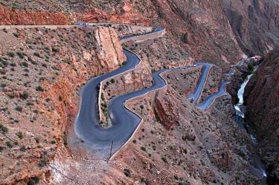 Journey Beyond Travel - Day Tours: Dades Gorge