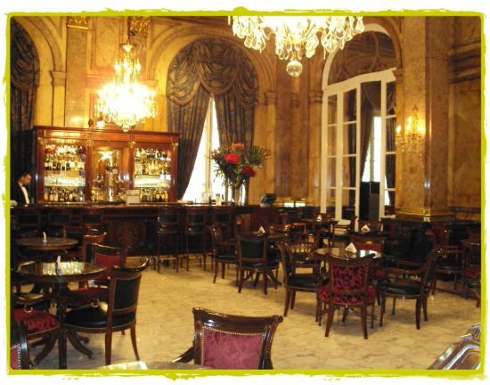 Alvear Palace Hotel: BAR