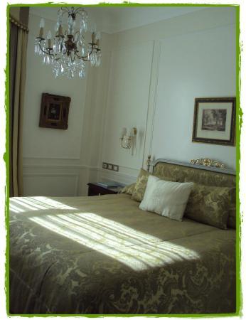 Alvear Palace Hotel: DORMITORIO