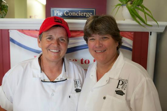Centerville Pie Co.: Owners Laurie Bowen & Kristin Broadley