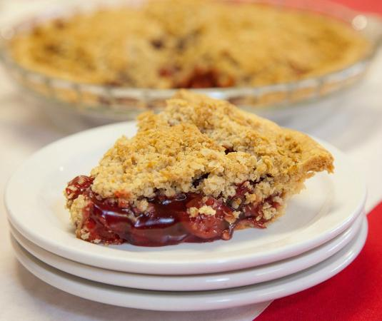 Centerville Pie Co.: Cherry Crumb