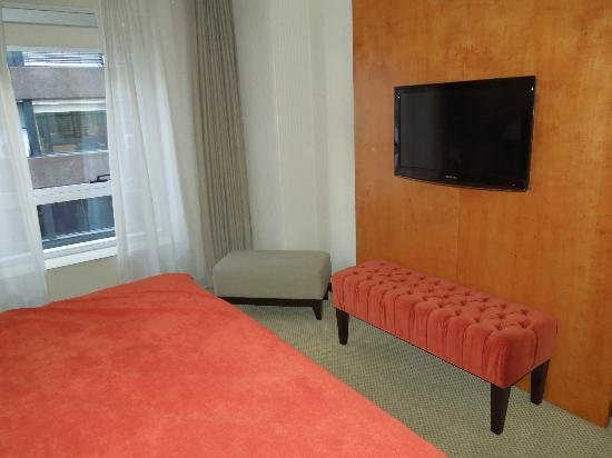 Hotel Tryp Buenos Aires: Habitacion, tv pantalla plana