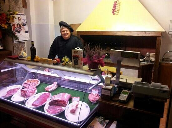 Latiano, Ιταλία: Grillmester