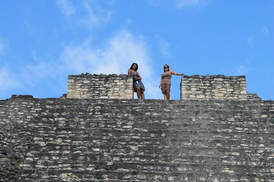 Mystic River Resort: Mayan Ruins