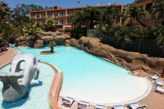 Hotel Cielo Mar: hermosa