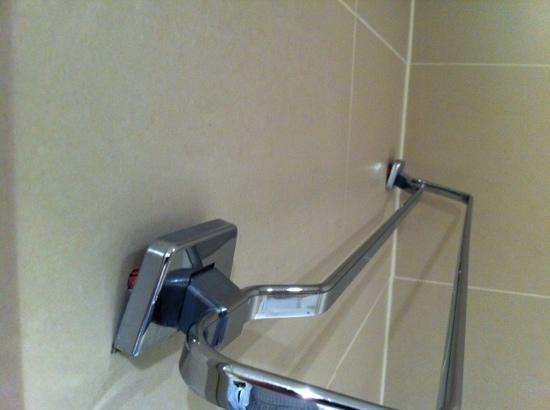 The Bristol: towel rail
