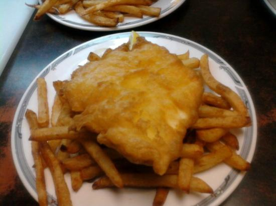 Tor's Fish & Chips: THE BEST!!!!!!!!!!