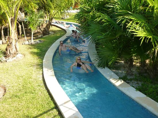 Lazy River Funnnnnnnn Picture of Grand Sirenis Riviera Maya Resort