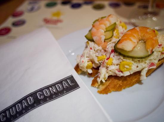 Ciudad Condal: tasty