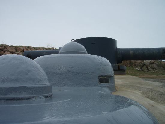 Battery Lothringen Command Bunker