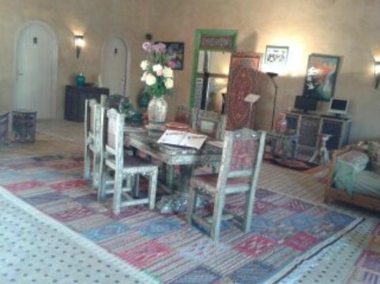Hotel Dar Zitoune: une entree super belle