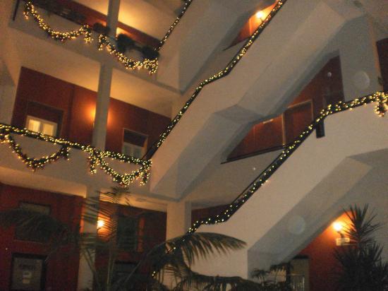 Hotel Tiempo: dalla finestra