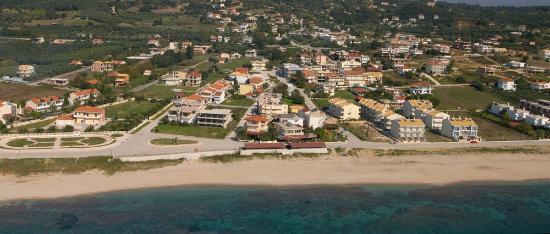 Hotel Esperanza: Kanali Beach