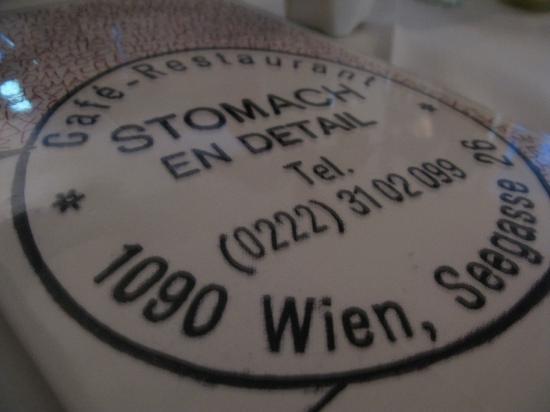 Stomach, Vienna