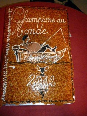 Les Gourmets Hotel Restaurant Traiteur