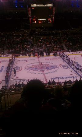 Boardwalk Hall: AHL All Star Game