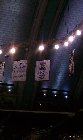 Boardwalk Hall: Boardwalk Bullies Championship Banner