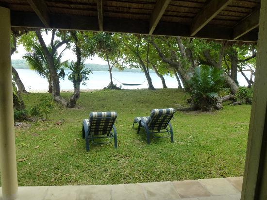Bokissa Private Island Resort: View from our bungalow