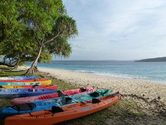 بوكيسا برايفت أيلاند ريزورت: Bokissa Beach 