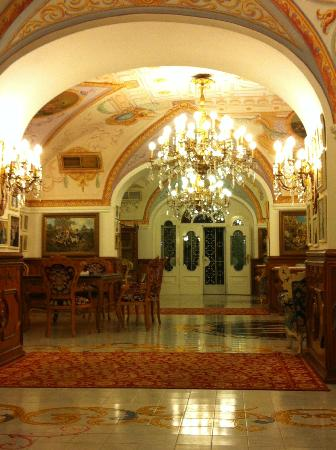 Grand Hotel La Sonrisa: hall