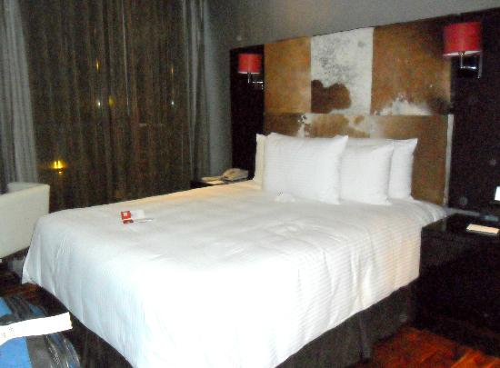 La Inmaculada Hotel : Bedroom-Cafe Canophora