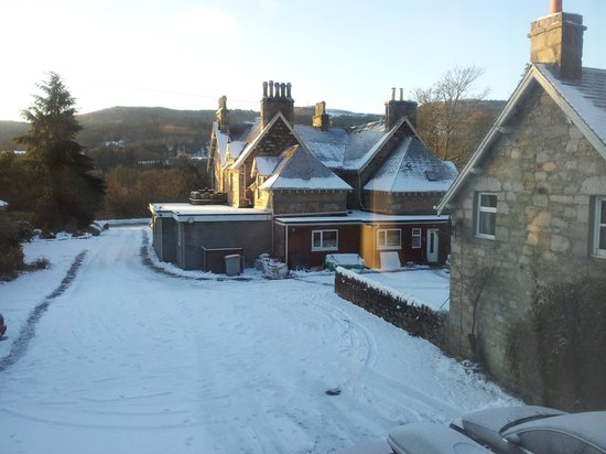 The Claymore Guest House: View From Room