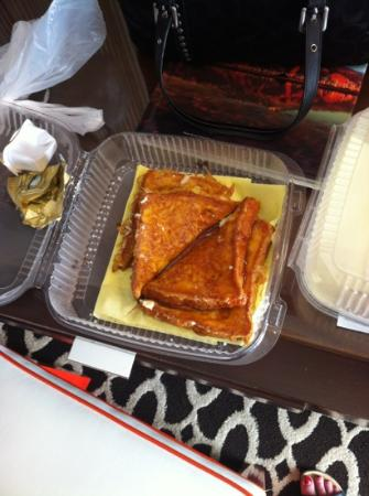 Rick's Restaurant & Bakery: yum!