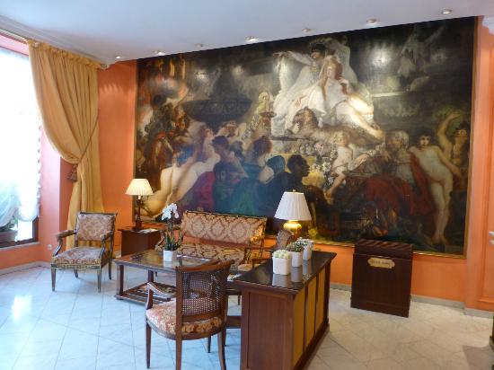 Bristol Hotel Salzburg: Lobby