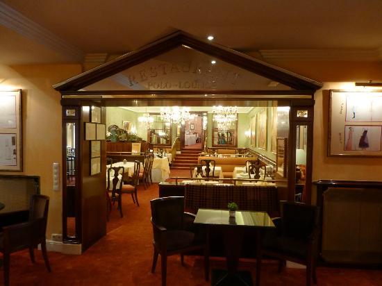 Bristol Hotel Salzburg: Restaurant
