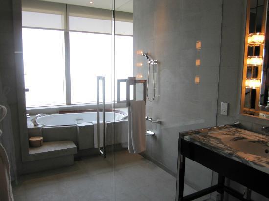 上海柏悅酒店照片