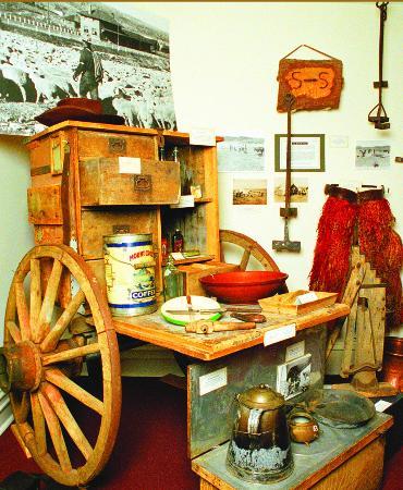 Tread of Pioneers Museum Image