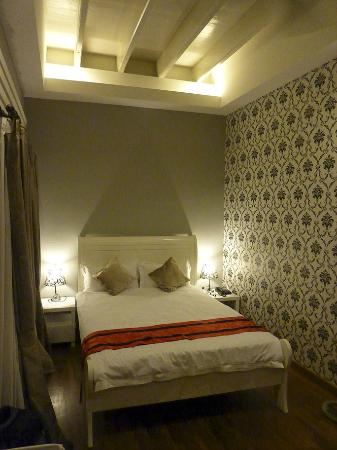 Jonker Boutique Hotel: Smart decor but smallish room