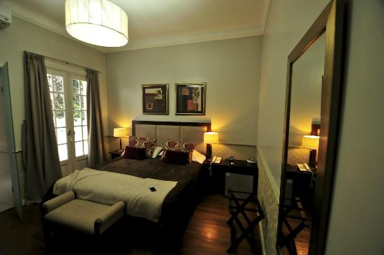 Duque Hotel Boutique & Spa: Our room on the first floor