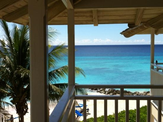 Turtle Beach by Elegant Hotels: view from room 407