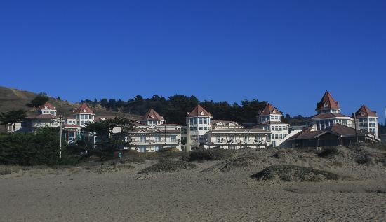 Pacifica Beach Hotel: Hotel