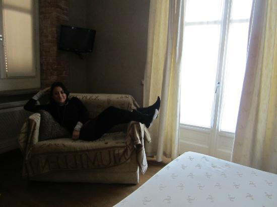 Rocche Costamagna Art Suites : La Suite