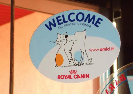 Hotel Rendez-Vous: Accettiamo animali!!