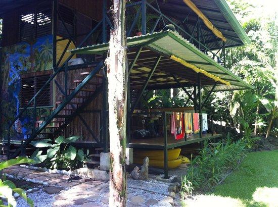 Tucan Terra: Our cabina