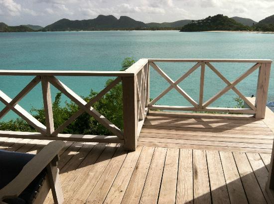 Cocobay Resort: out porch