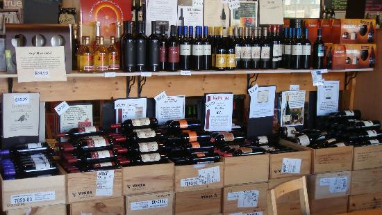 Adega Wine Cellars: Grab a bottle, drink it here, or take it home!