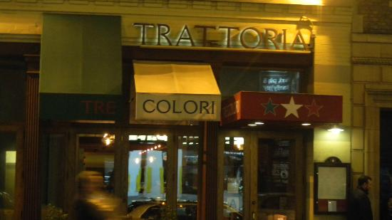 Trecolori Restaurant New York City